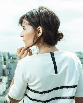 Orageuse - top Paris
