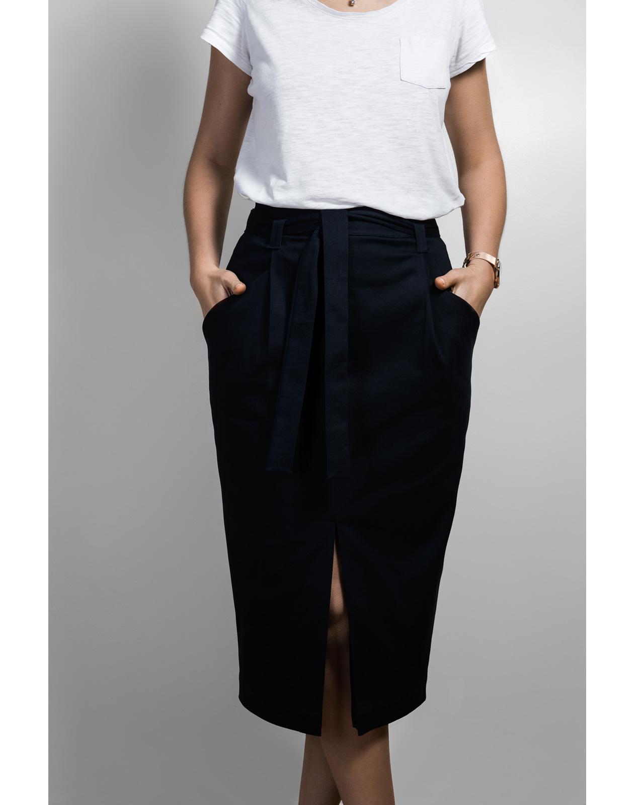 Souvent Jupe Berlin - patron de couture pour femmes | Orageuse HS11