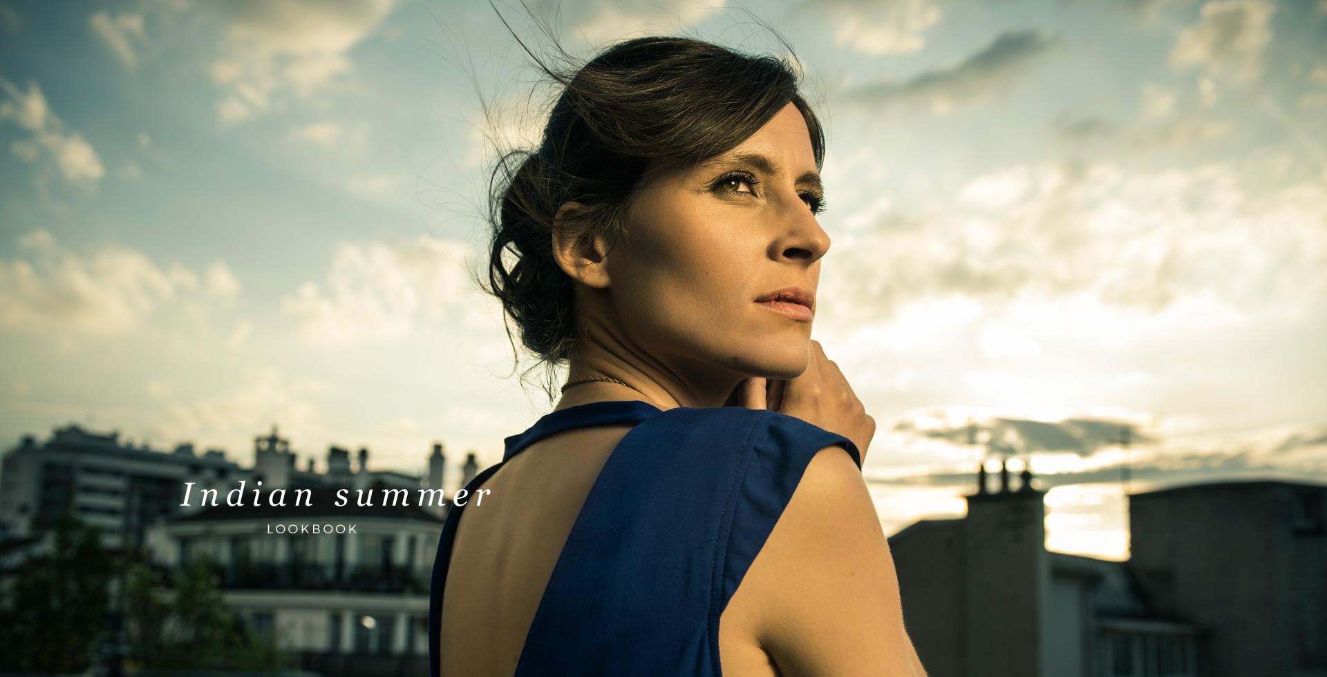 ORAGEUSE - Patrons de couture contemporains pour femme / contemporary sewing patterns for women - robe/dress Lisbonne